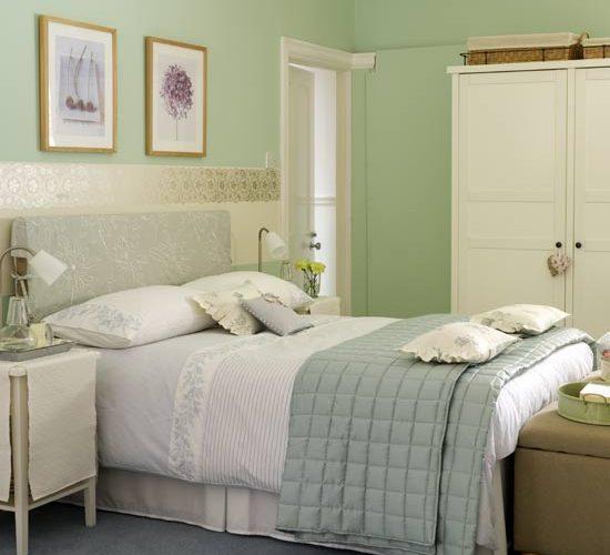 Fresh and Breezy Bedroom
