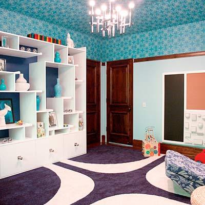 Creative Use of Wallpaper