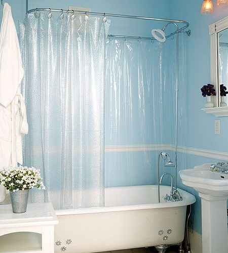 Serene Victorian Bathroom