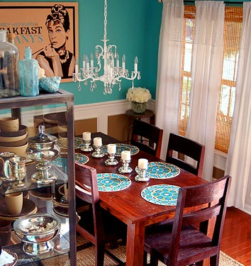 Breakfast at Tiffany's Dining Room