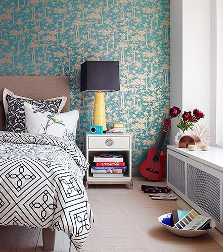 Bedroom with Personality