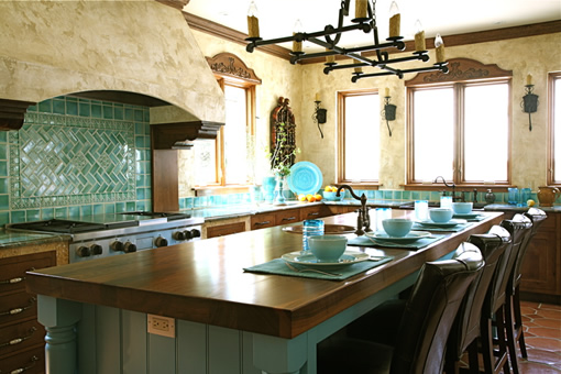 Turquoise Mexican Kitchen | House of Turquoise