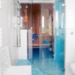 Hot Sauna Cool Mosaic