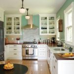 2 Pretty Kitchens