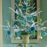 …and MORE Turquoise Holiday Decor