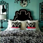 Beautiful and Bold Bedroom