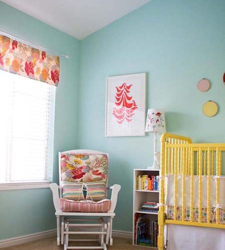 Norah's Nursery Tour