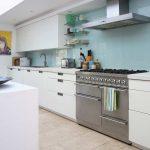 Sleek & Shiny Kitchen
