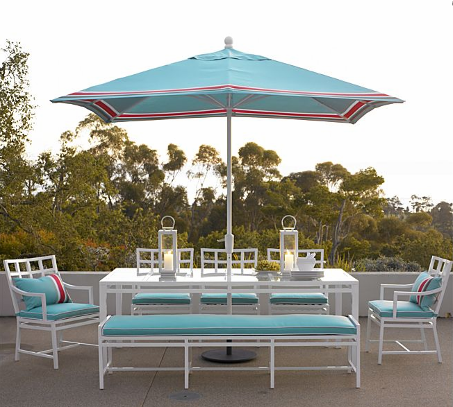 sc 1 st  House of Turquoise & Crate u0026 Barrel Atrium Collection | House of Turquoise