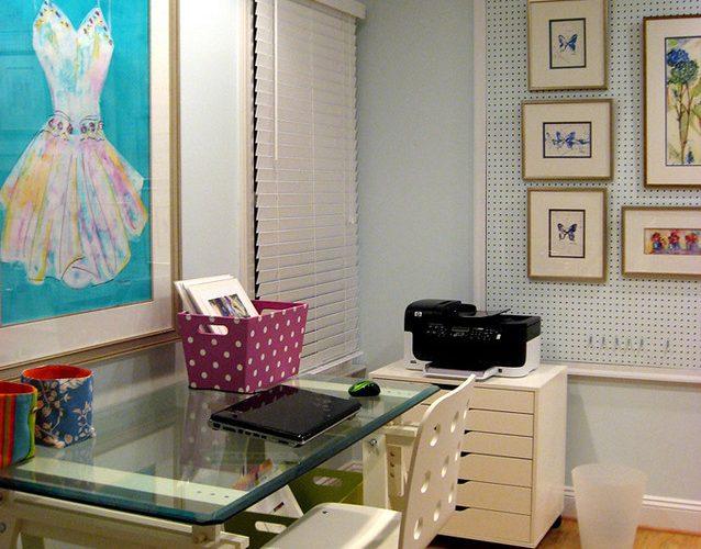 Bright, Bold, and Beautiful Art Studio