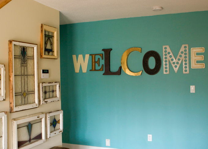 Tracy's Eclectic Home Tour