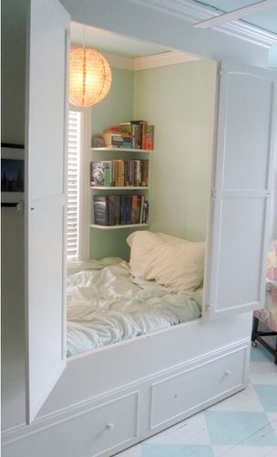 Another Dreamy Sleeping Nook