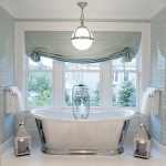 Lustrous Seafoam Bathroom