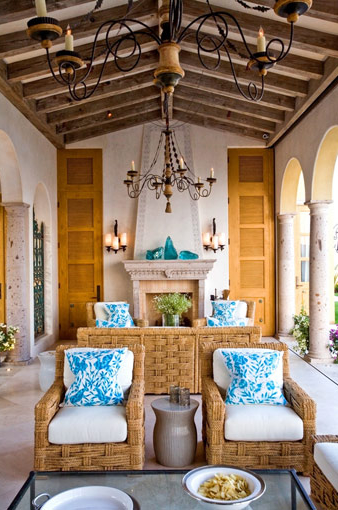 Cabo San Lucas Hacienda House Of Turquoise