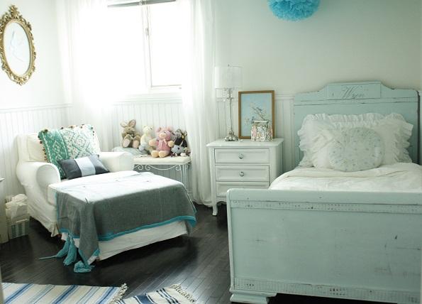 Wren's Big Girl Bed