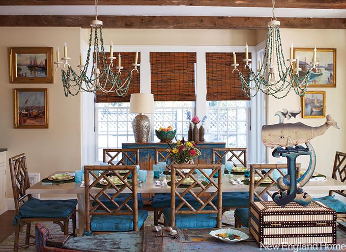 Carol Bancker Vietor Interior Decoration