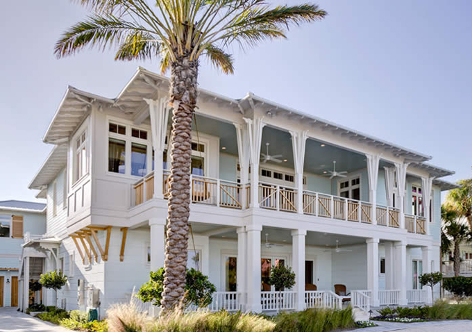Balfoort Architecture + Beach Chic Design