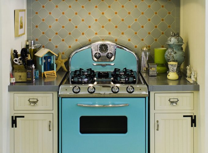 Turquoise Appliances