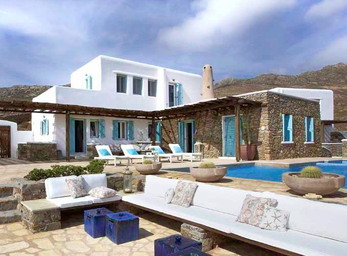 Mykonos Panormos Villas + Fun News!