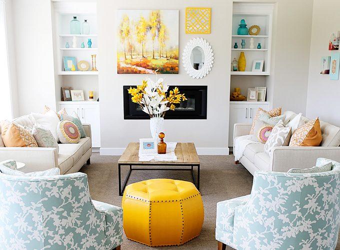 Four Chairs Furniture + Hiya Papaya Photography