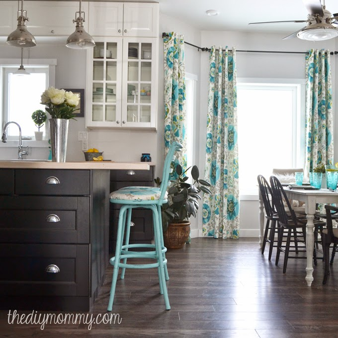 Our Diy House 2014 Home Tour: House Of Turquoise