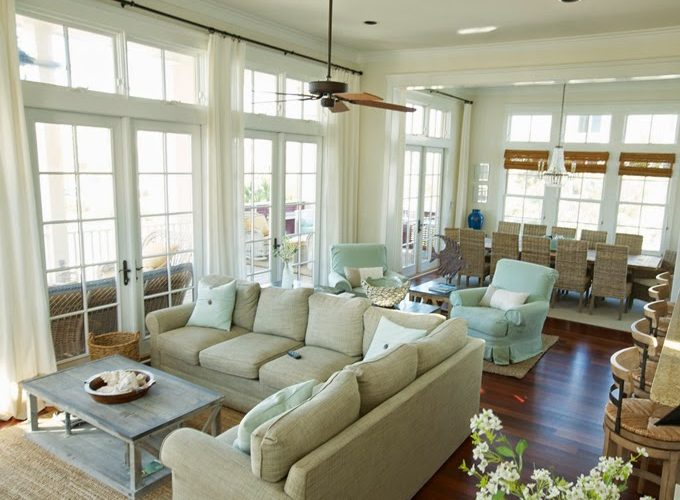 Happy Place Beach House – WaterColor, Florida