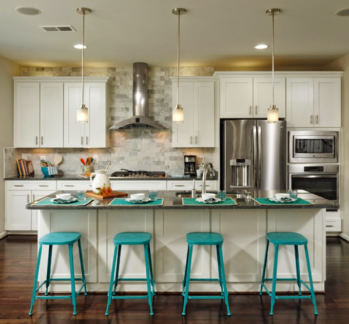Van Metre Homes House Of Turquoise
