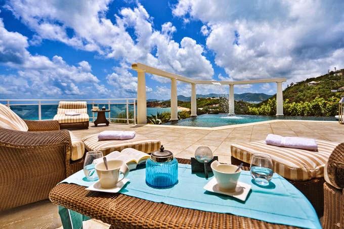 Nid d'Amour – St. Martin, Caribbean