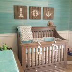 Coastal Inspired Nursery