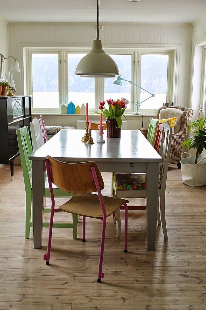 Huset Ved Fjorden Designer Huser Innen