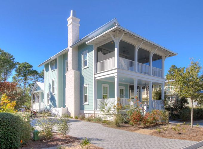 The Little Beach House – WaterColor, Florida
