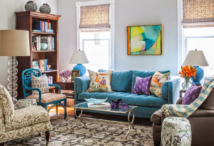 Susan Nelson Interiors House Of Turquoise