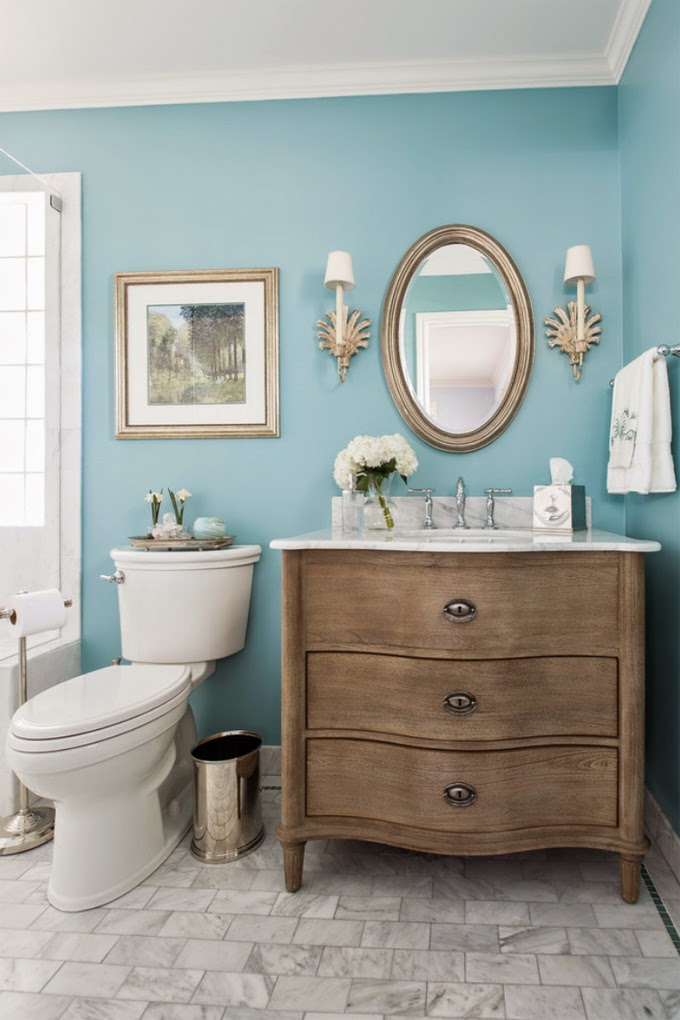 Dona Rosene Interiors | House of Turquoise