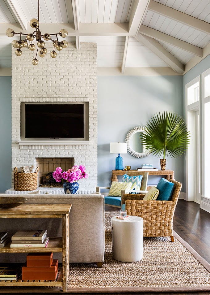 Andrew howard interior design house of turquoise for Interior decorators ponte vedra beach