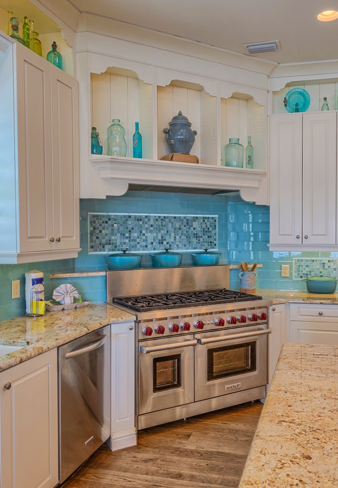 turquoise blue kitchen accessories the veranda gulf shores alabama house of turquoise 6399