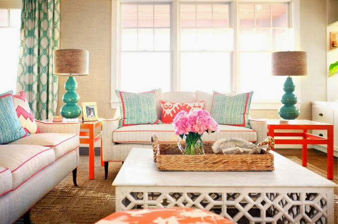 Jenny Wolf Interiors House Of Turquoise