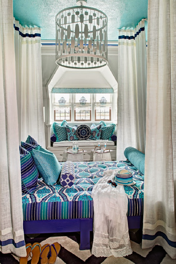 Creative Wallcoverings And Interiors House Of Turquoise