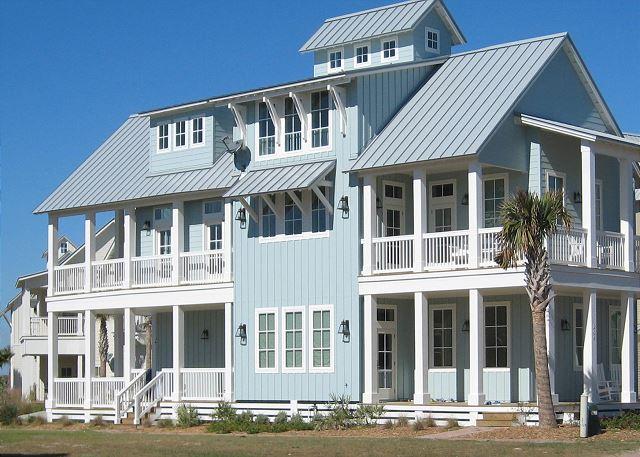 Sea ya 39 cinnamon shore house of turquoise for Beach house designs pinterest