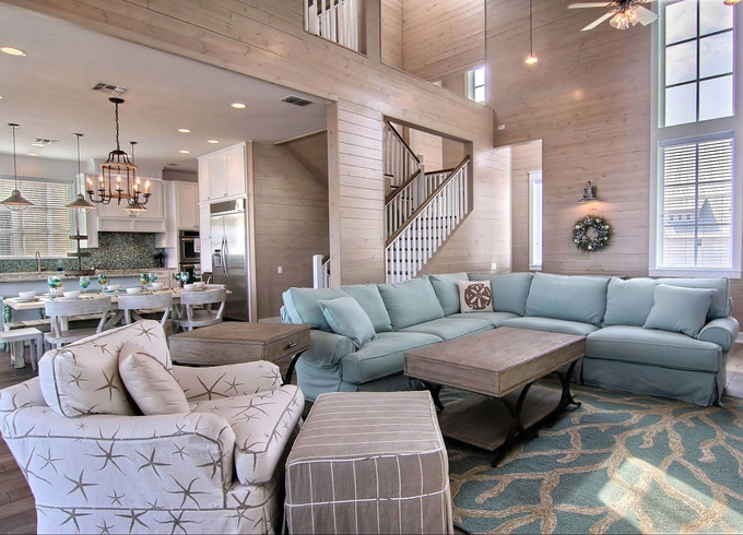 Sea La Vie – Cinnamon Shore – Port Aransas, Texas