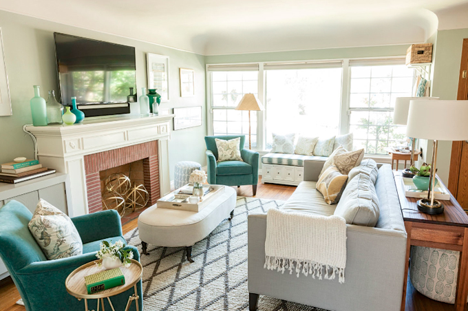 House Of Turquoise Living Room Best Rosa Beltran Design Inspiration Design