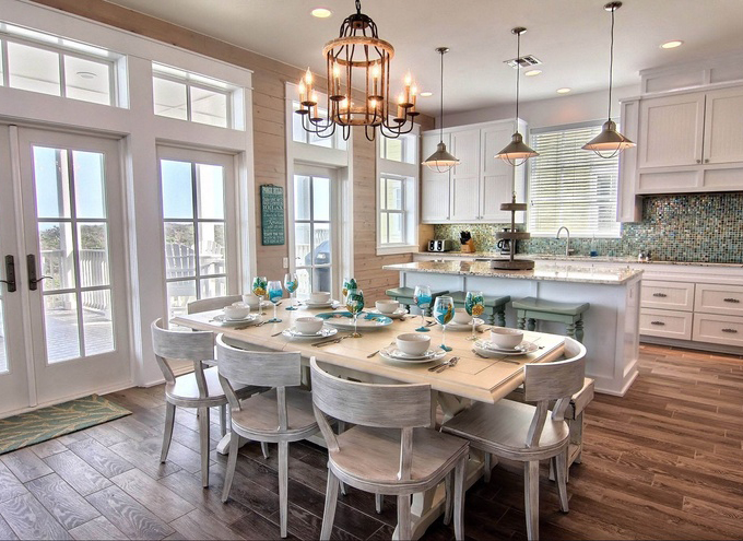 Sea la vie cinnamon shore port aransas texas house for Shore house decorating ideas