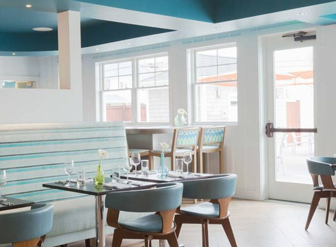 Chair 5 Beach Bistro and Bar | Digs Design Company