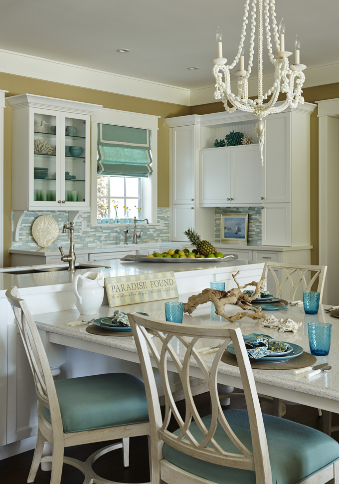 Jma interior design house of turquoise for Beach house kitchen ideas