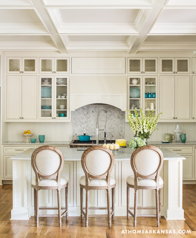 Ivory Shaker Kitchen Pictures: House Of Turquoise
