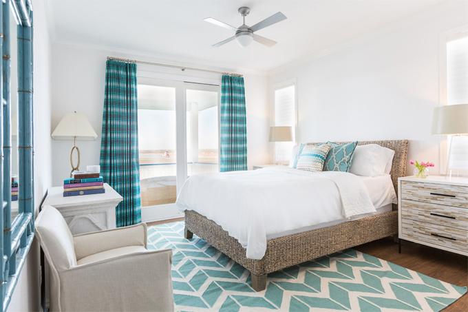 Laura u interior design - Turquoise blue bedroom designs ...