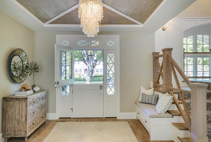 Foyer House St Paul : Mpls st paul magazine asid mn showcase home house of