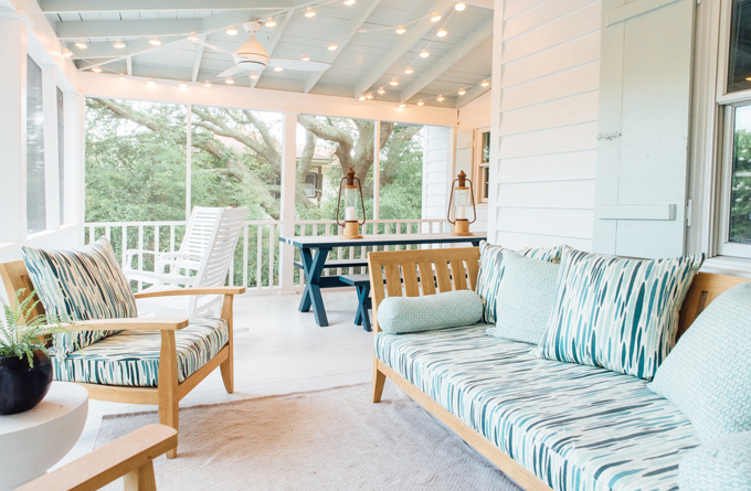 Cortney bishop design house of turquoise for 1950s beach house designs