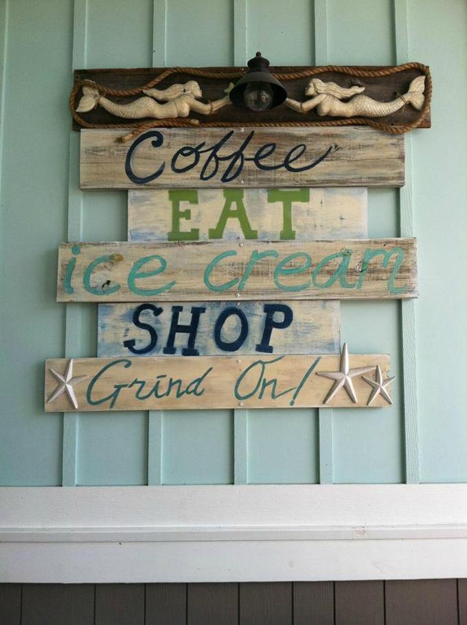 The Southern Grind Coffee House Orange Beach Al House