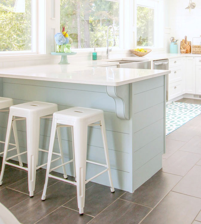 Color Spotlight Benjamin Moore Aegean Teal: House Of Turquoise