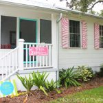 Cottage on the Green – Tybee Island | House of Turquoise